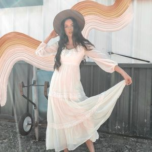 ⭐️June Carter Cash Bohemian Dress For Sale⭐️